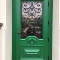 Exterior doors no. 52