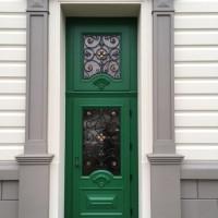 Exterior doors no. 1