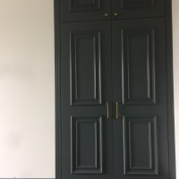 Interior doors no. 55